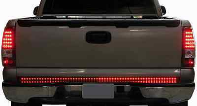 Trail FX 0026416 Red LED 5 Function Tailgate Light Bar for Chevy Silverado 1500