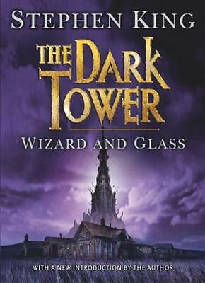 The Dark Tower: Wizard and Glass v. 4 By Stephen King. 9780340829783