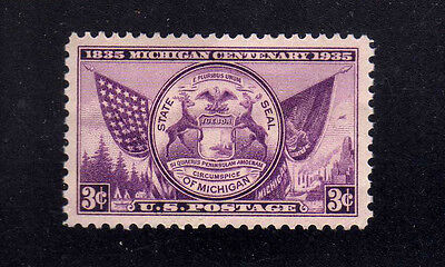 ESTADOS UNIDOS/USA 1935 MNH SC.776 Michigan