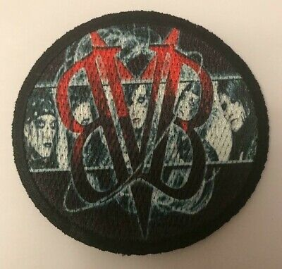 Suzuki Motorcycle Rider Bikers  Embroidered Sew/Iron On Patch Patches