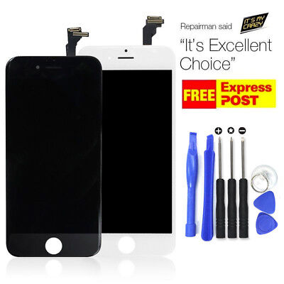 For iPhone 6 LCD Screen Replacement Touch Digitizer Display Assembly