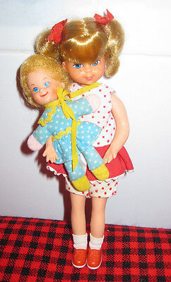 """1967~*BUFFY & MRS.BEASLEY*~""""FAMILY AFFAIR""""~#3577~SIMPLY BEAUTIFUL DUO~Wires Bend"""