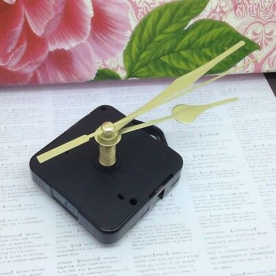 DIY Quartz Wall Clock Mechanism Movement with Hands Repair Tool Kit Parts Set