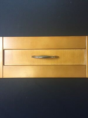 Satin Nickel Drawer Pull Handles