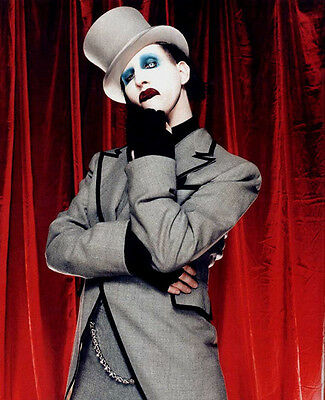 Marilyn Manson UNSIGNED photo - B706 - American musician, songwriter and actor