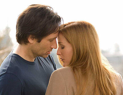 David Duchovny and Gillian Anderson UNSIGNED photo - B749 - The X-Files