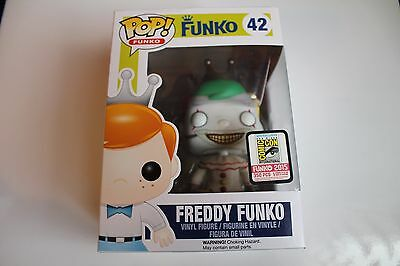 Funko Fundays SDCC 2015 Exclusive FREDDY TWISTY CLOWN American Horror Story