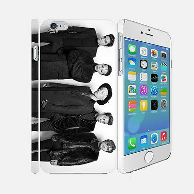 F002 BigBang - Apple iPhone 4 5 6 Hardshell Back Cover Case