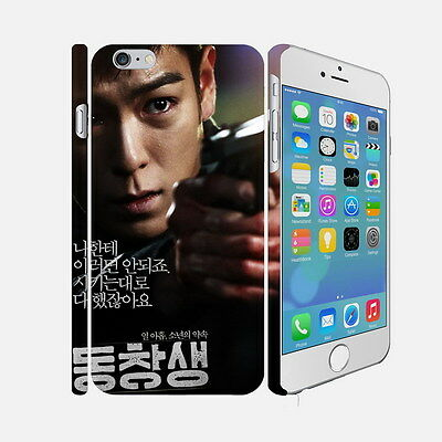 F024 BigBang - Apple iPhone 4 5 6 Hardshell Back Cover Case