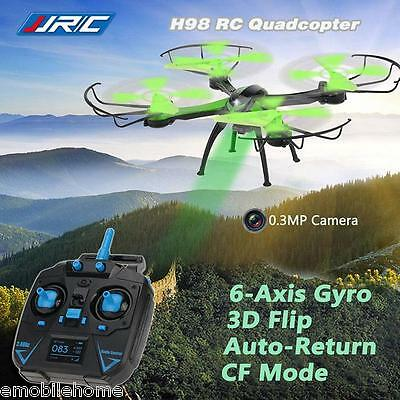 Headless Mode JJRC H98 2.4GHz 4CH RC Quadcopter Drone with 0.3MP Camera