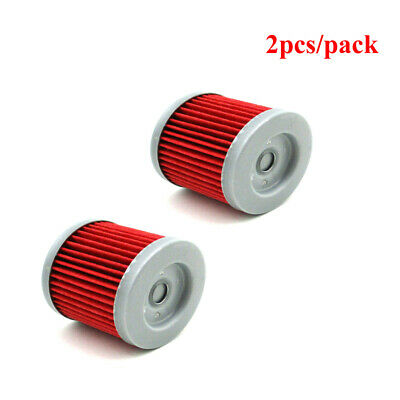 2x Engine Oil Filter 150cc 200cc 250cc Lifan Zongshen Loncin CB250 Dirt Bike ATV