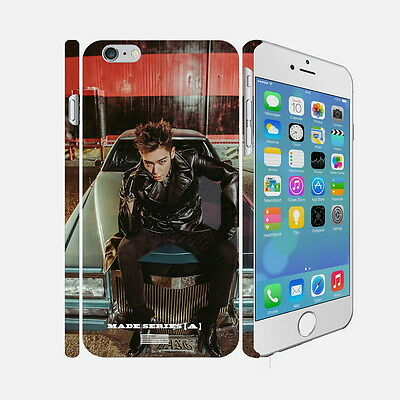 F090 BigBang - Apple iPhone 4 5 6 Hardshell Back Cover Case