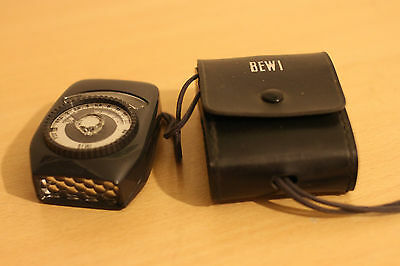 Bewi Quick Light meter