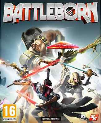 Battleborn Digital Download [Steam] [PC] [FR/EU/US/AU/MULTI]