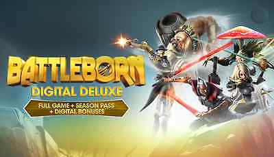 Battleborn Digital Deluxe Edition [Steam] [PC] [FR/EU/US/AU/MULTI]