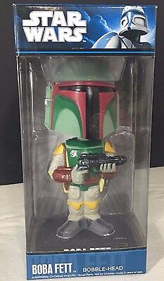 NEW in Box - Boba Fett Bobblehead - Star Wars