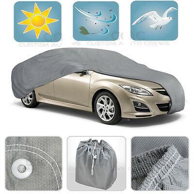 XXL Car Cover MAX Auto Protection Sun Dust Proof Outdoor Indoor Breathable