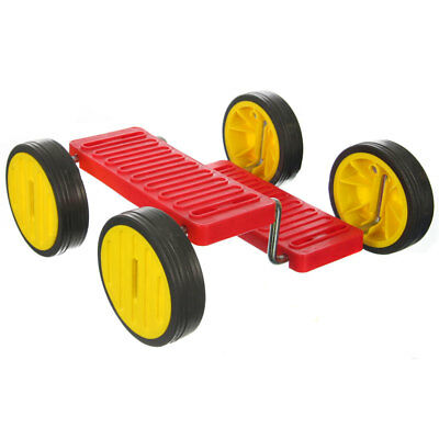 Pedal Go (aka Step Fun) Kids Balance Toy - Pedal Racer - Red!