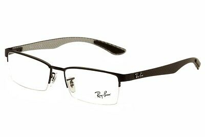 ray ban optical frames 81p8  Ray Ban Tech Eyeglasses RB8412 RB/8412 2503 Black RayBan Optical Frame 54mm
