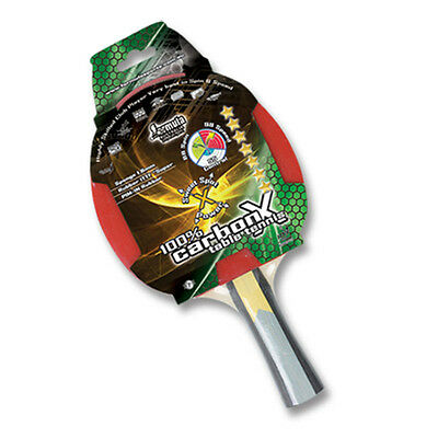 Formula 1x Table Tennis Ping Pong Bat 7 Star Carbon X Best Gift Free Postage