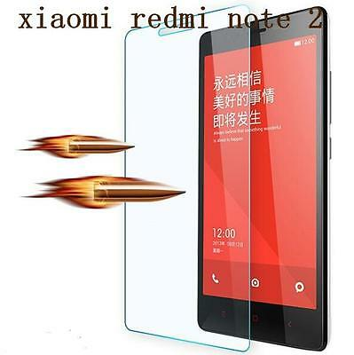 Tempered Glass Film Screen Protector For Xiaomi Red Mi New Phones