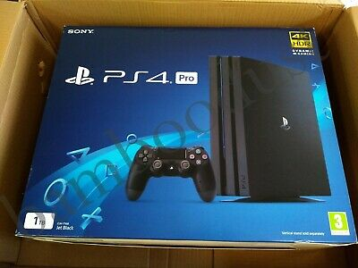 PS4 Pro Playstation 4 Pro 1TB + Playstation VR V2 Headset PSVR V2 + Kamera Neu