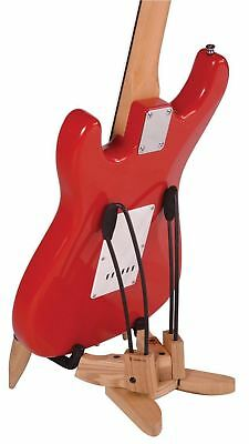 Kinsman KWE51 Wooden A-Frame Electric Guitar Stand