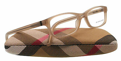 NEW Burberry Eyeglasses BE 2087 Beige 3012 BE2087 50mm