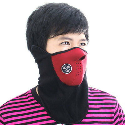 Bike Motorcycle Ski Snow Sport Neck Winter Warmer Face Mask BALACLAVA Sports