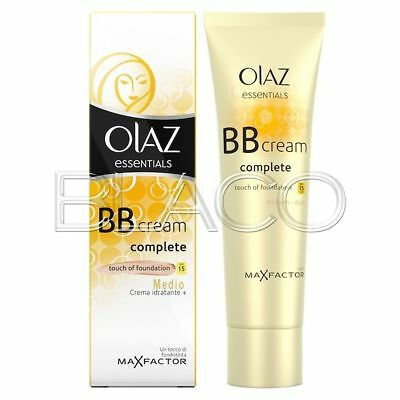 Olaz Fondotinta In Crema Complete Bb Cream Tonalita' Medio - 50Ml