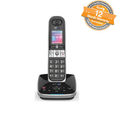 BT 8610 Digital Cordless Phone With Answer Machine & Advanced Call Blocking