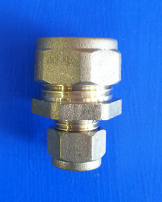 8 mm x 15 mm Compression Reduced Coupling  #472