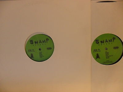 DJ Swamp - DJ Swamp Breaks Battle Tool - DLP 1998 US - Decadent Records AR-10359