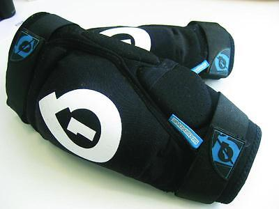 NEW SixSixOne 661 Kyle Strait Knee Pads MTB Protection - Small