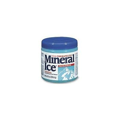 Mineral Ice Pain Relieving Gel 8oz Each