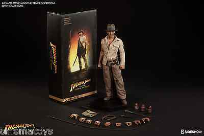 Indiana Jones – Temple of Doom Harrison Ford Sixth Scale Action Figure Sideshow
