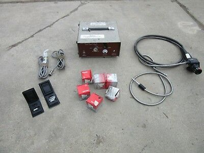 Olympus Bore Scope IF  11D3-30 Industrial Fiberscope  9' Long Cable & Extras!!!