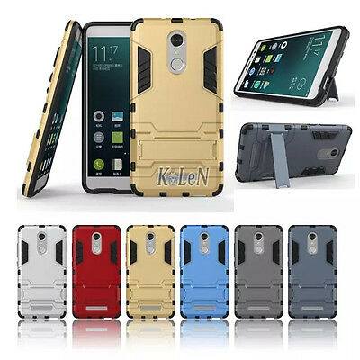 Hard Armour Stand Shockproof Protective Case Skin Cover For Xiaomi Redmi Note 3