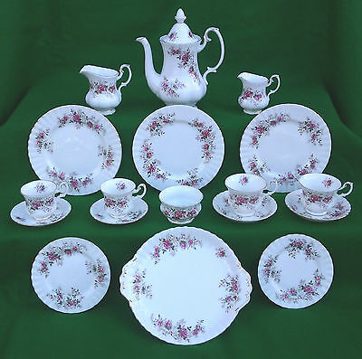 Royal Albert - Lavender Rose - Selection Of Assorted Tea Set Items