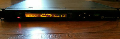 Motorola DSR 6300 Integrated Multi-Channel Receiver/Transcoder **FREE SHIPPING