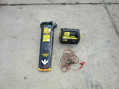 Amprobe R3000 G3000 Underground Burried Pipe and Cable Locator Free Shipping