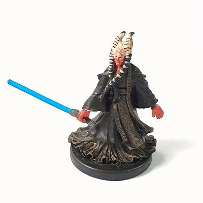 STAR WARS Collection MINIATURES #19/60 Shaak Ti 2005 Figure Kids Toys M790