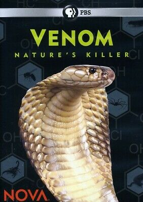 NOVA: Venom - Nature's Killer (2011, DVD NEW)
