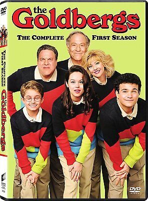 The Goldbergs: Season 1 Dvd - The Complete First Season [3 Discs] - New Unopened