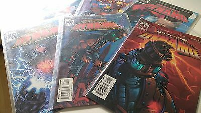 Crimson Dynamo (2003) - Limited series #1-6 (complete)