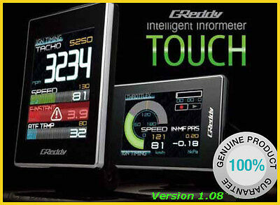 GReddy Intelligent Informeter Touch Version 1.08 NEW