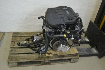 Original VW Golf 7 Motor CRB 000627 a20716