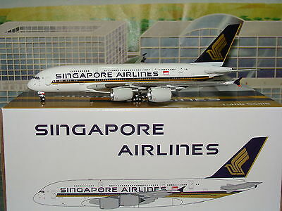 Witty Wings 400 Singapore Airlines A380 -800 9V-SKM 1/400 **Free S&H** LAST