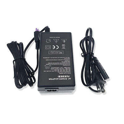 AC Power Supply Adapter & Cord For HP Photosmart B8553 B8558 C309G C310A C410A