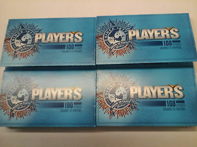 4 PLAYERS Rolling paper 4*100